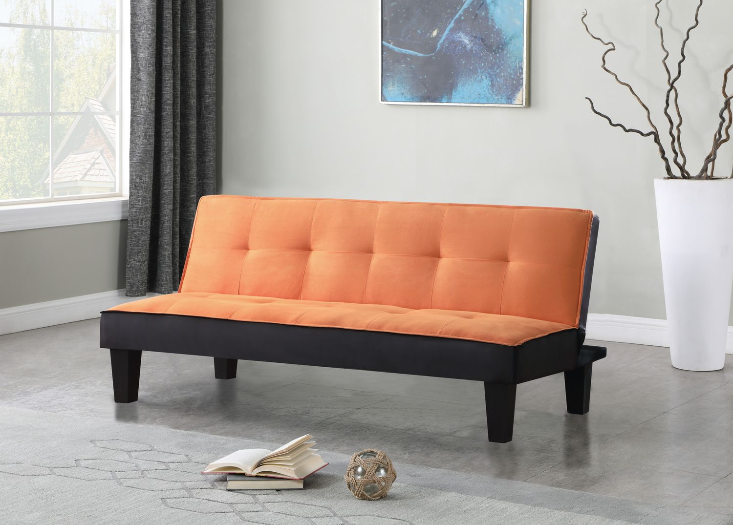Schlafsofa multifunktional ORANGE