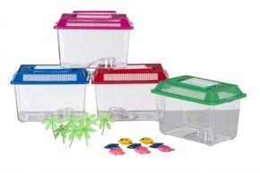 Set des accessoires d'aquarium petit