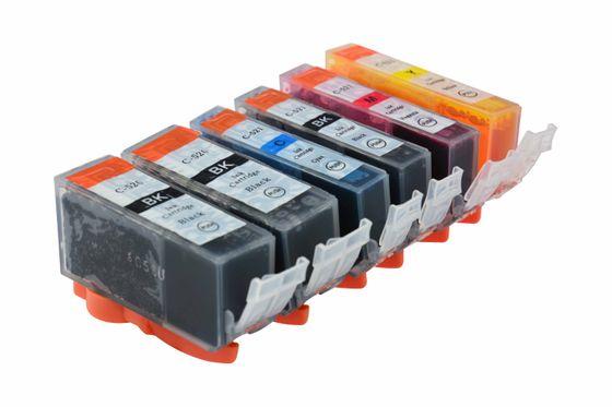 Tintenpatronen Set kompatibel mit Canon PGI-520