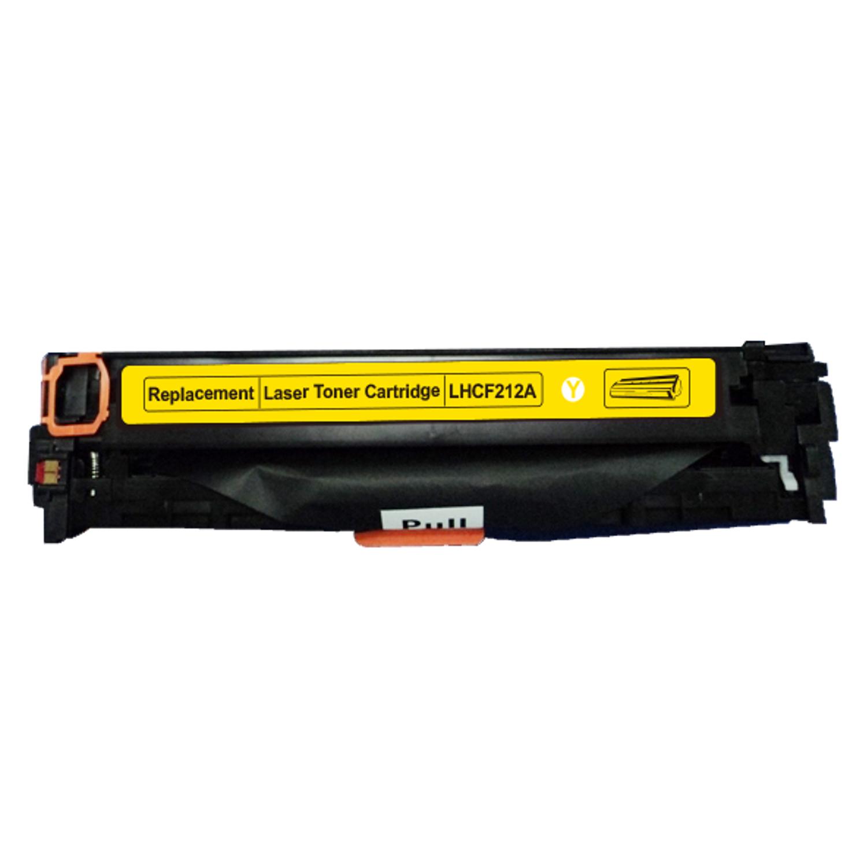 Toner gelb kompatibel mit HP CF212A