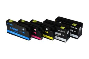 Tintenpatronen Set kompatibel mit HP 950XL / HP 951XL C/M/Y