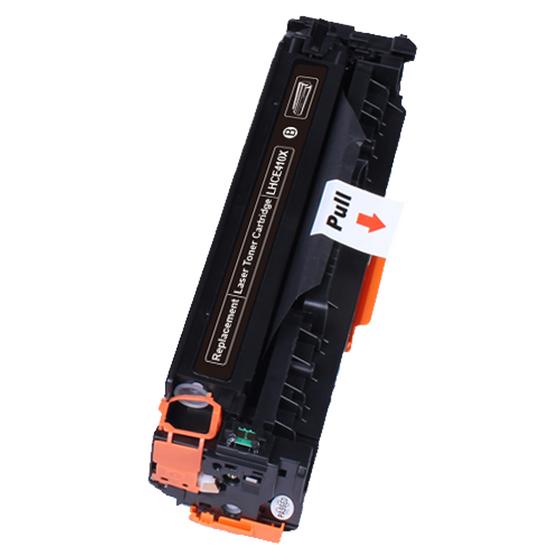 Cartouche de toner noire compatible avec HP CE410X / 305X