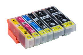 Tintenpatronen Set kompatibel mit Epson C13T26324010 / 26XL