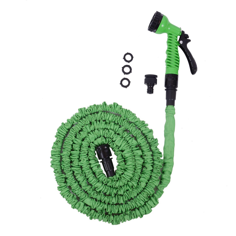 Flexi Gartenschlauch 7.5 m grün