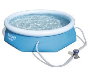 Bestway Pool Set Filterpumpe 244 x 66 cm