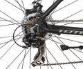 TOTEM Mountainbike Velo Hybrid Disc 28  schwarz/blau