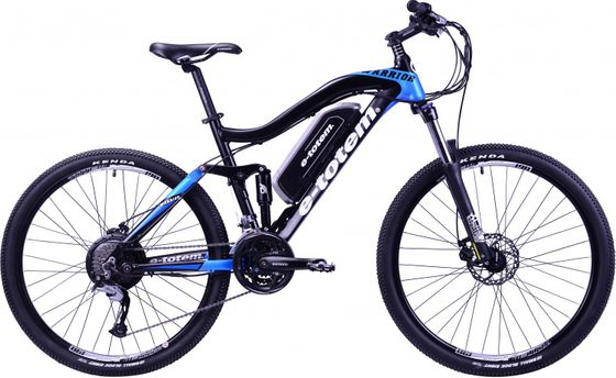 E-Bike Mountainbike Full suspension