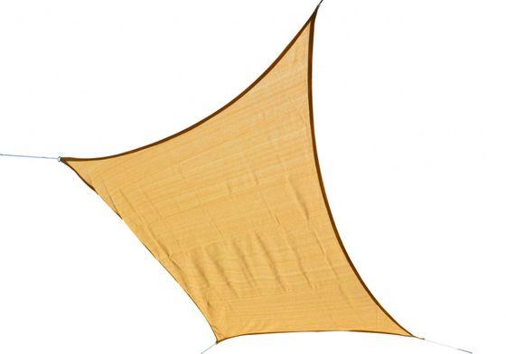 Voile d'ombrage 3 x 4 m beige