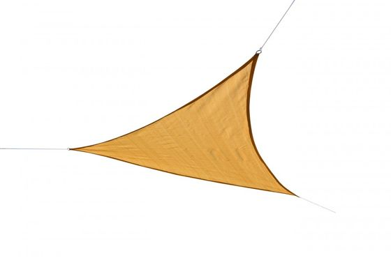 Voile d'ombrage triangle 3,6 x 3,6 x 3,6 m