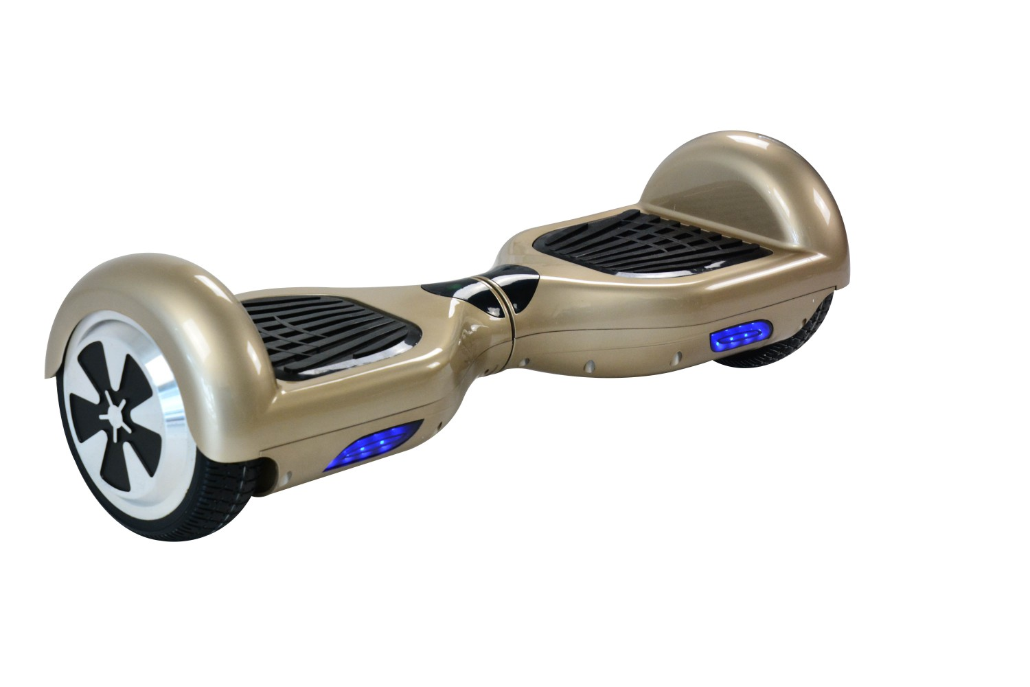 elektro hoverboard champagne online shop gonser. Black Bedroom Furniture Sets. Home Design Ideas