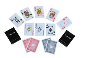 Cartes de poker pack double