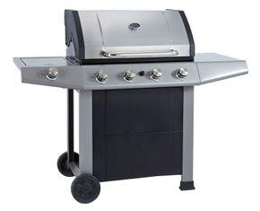 BBQ grill à gaz 4+1 brûleurs