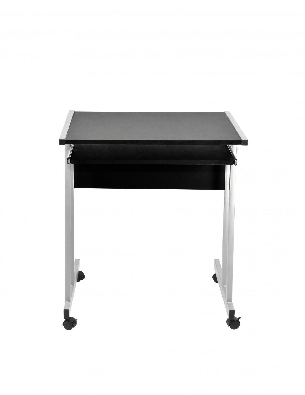 bureau pour ordinateur noir magasin en ligne gonser. Black Bedroom Furniture Sets. Home Design Ideas
