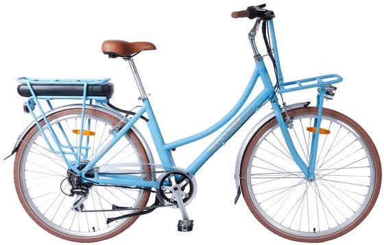 E-Bike City  BETTY bleu