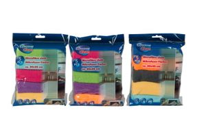 Mikrofasertücher Multipack