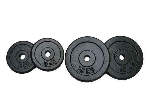 Disques d'haltères Kit1 2x10kg + 2x5kg = 30 kg au total