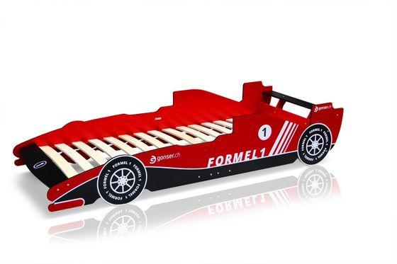Kinderbett Rennwagen Bett Racer rot