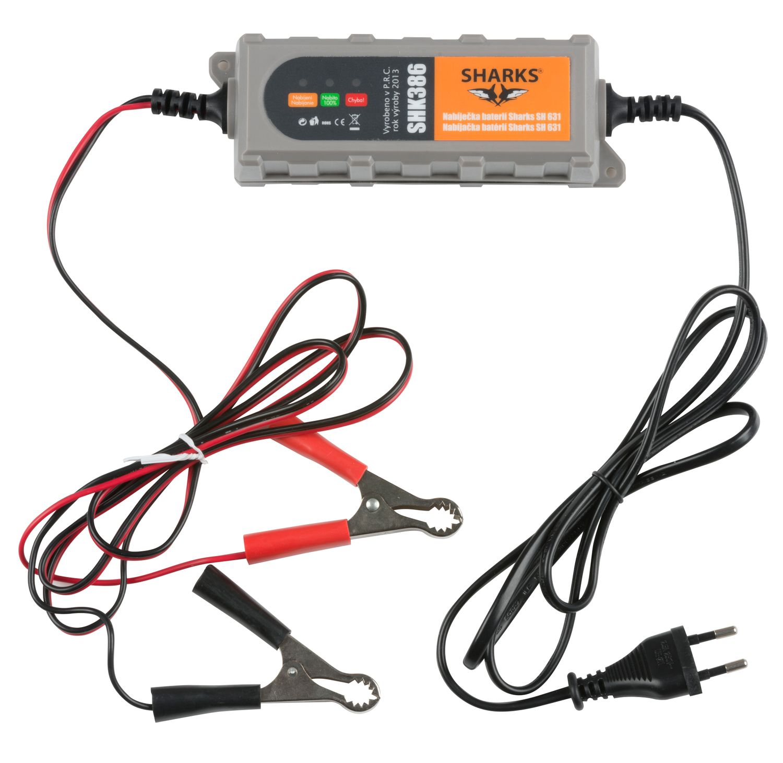 Batterieladegerät 12 V 1A