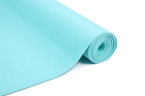 Tapis de yoga 173 x 61 x 0,4 cm turquoise
