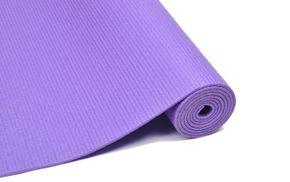 Tapis de yoga 173 x 61 x 0,4 cm violet