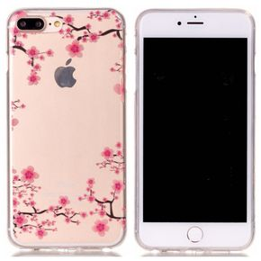 Cover Blumen für iPhone 7 Plus