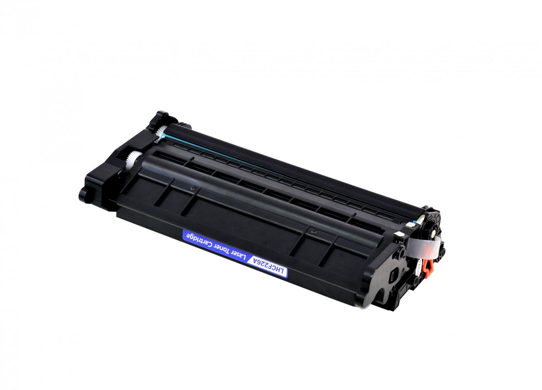 Toner schwarz kompatibel für HP CF226A / 26A