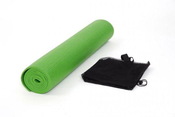 Tapis de yoga vert 173 x 61 x 0,5 cm