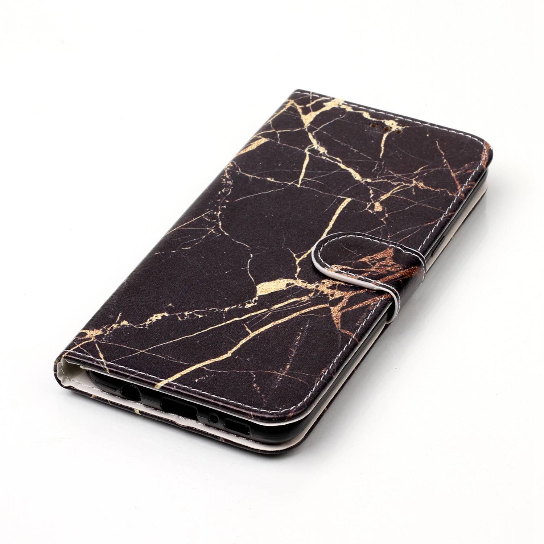 coque samsung s8 marbre noir