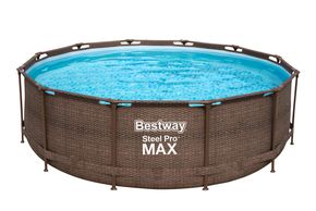 Bestway Swimming Pool Set 366 x 100 cm