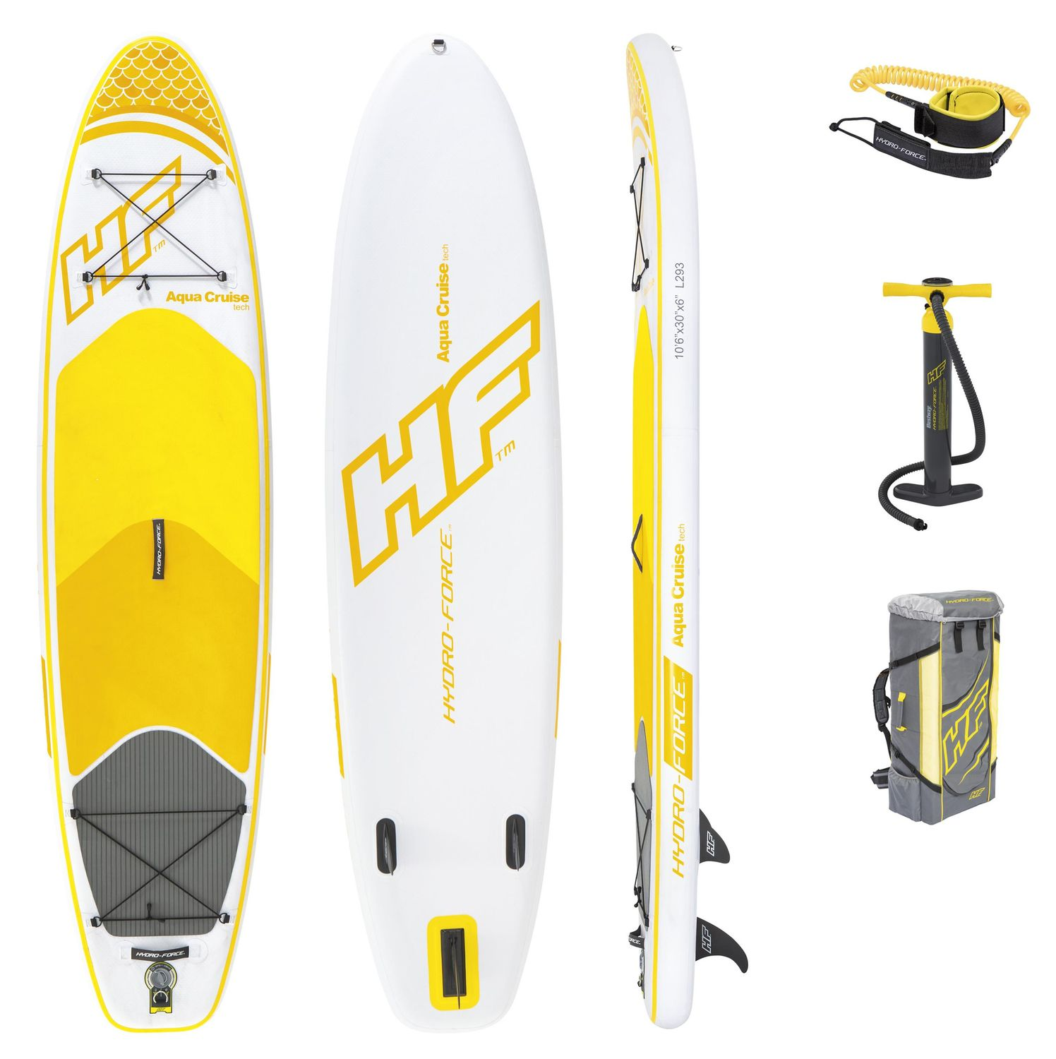 Stand Up Paddle CRUISER TECH 320 cm