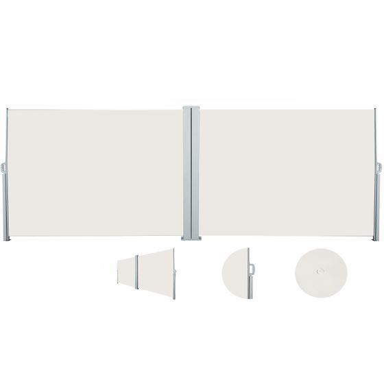 store lat ral double 180 x 600 cm beige magasin en ligne gonser. Black Bedroom Furniture Sets. Home Design Ideas