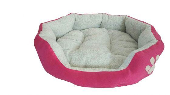 Katzenbett 60 x 55 x 15 cm pink