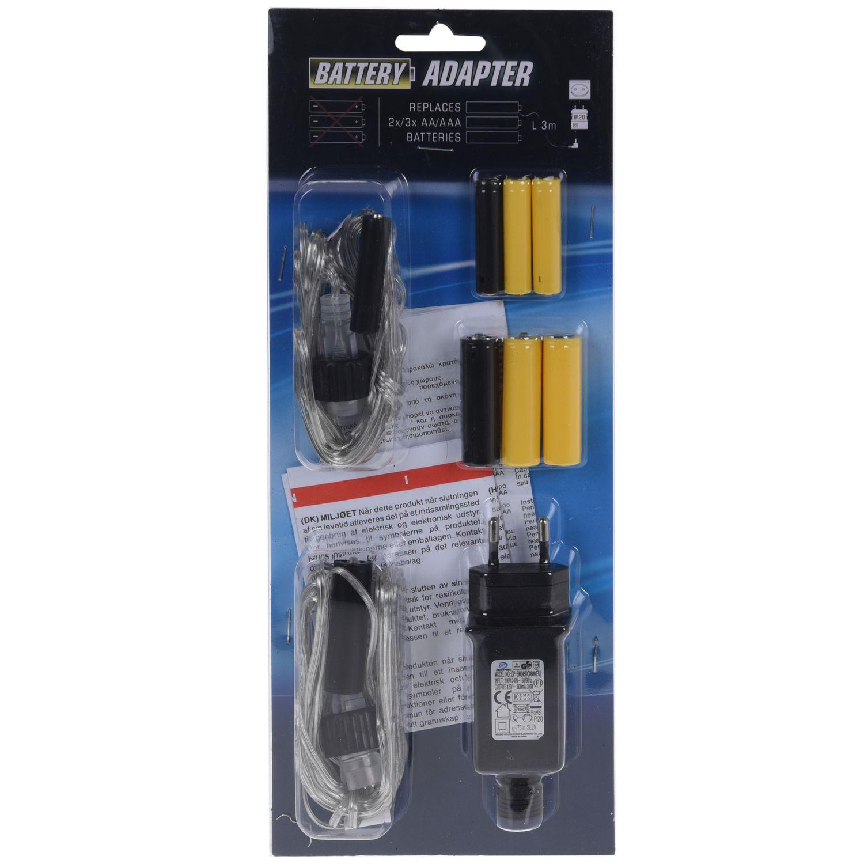 Batterie Adapter Ersatzbatterie