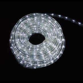 LED Lichterschlauch 20m weiss