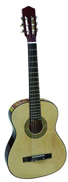 Guitare classique marron clair 4/4