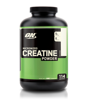 Optimum Nutrition Micronized Creatin Pulver 634g