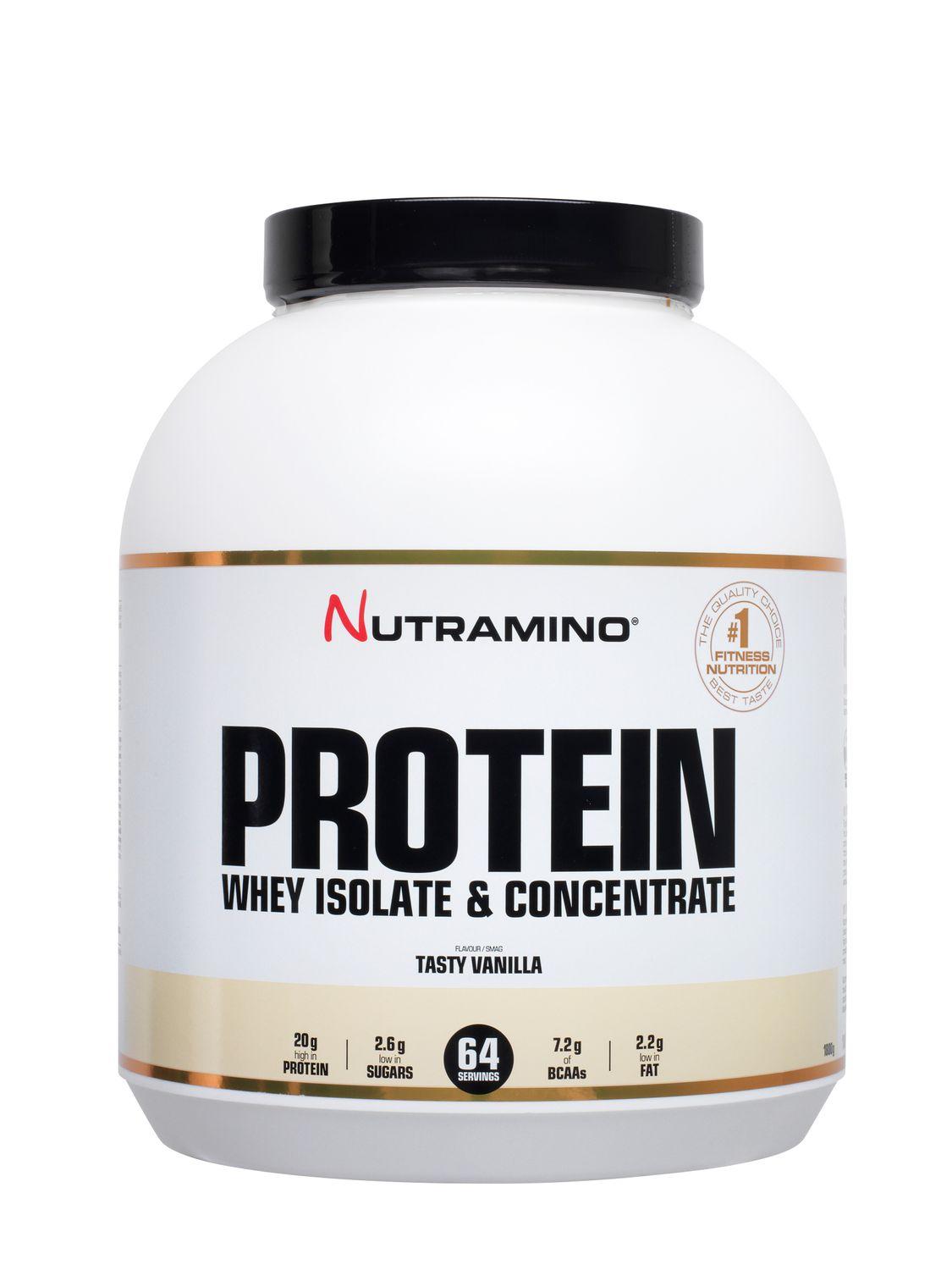Nutramino Whey Protein 1800 g Vanilla