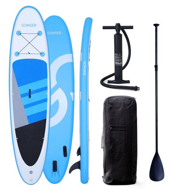 Stand Up Paddle ATLANTIC 320 cm bleu
