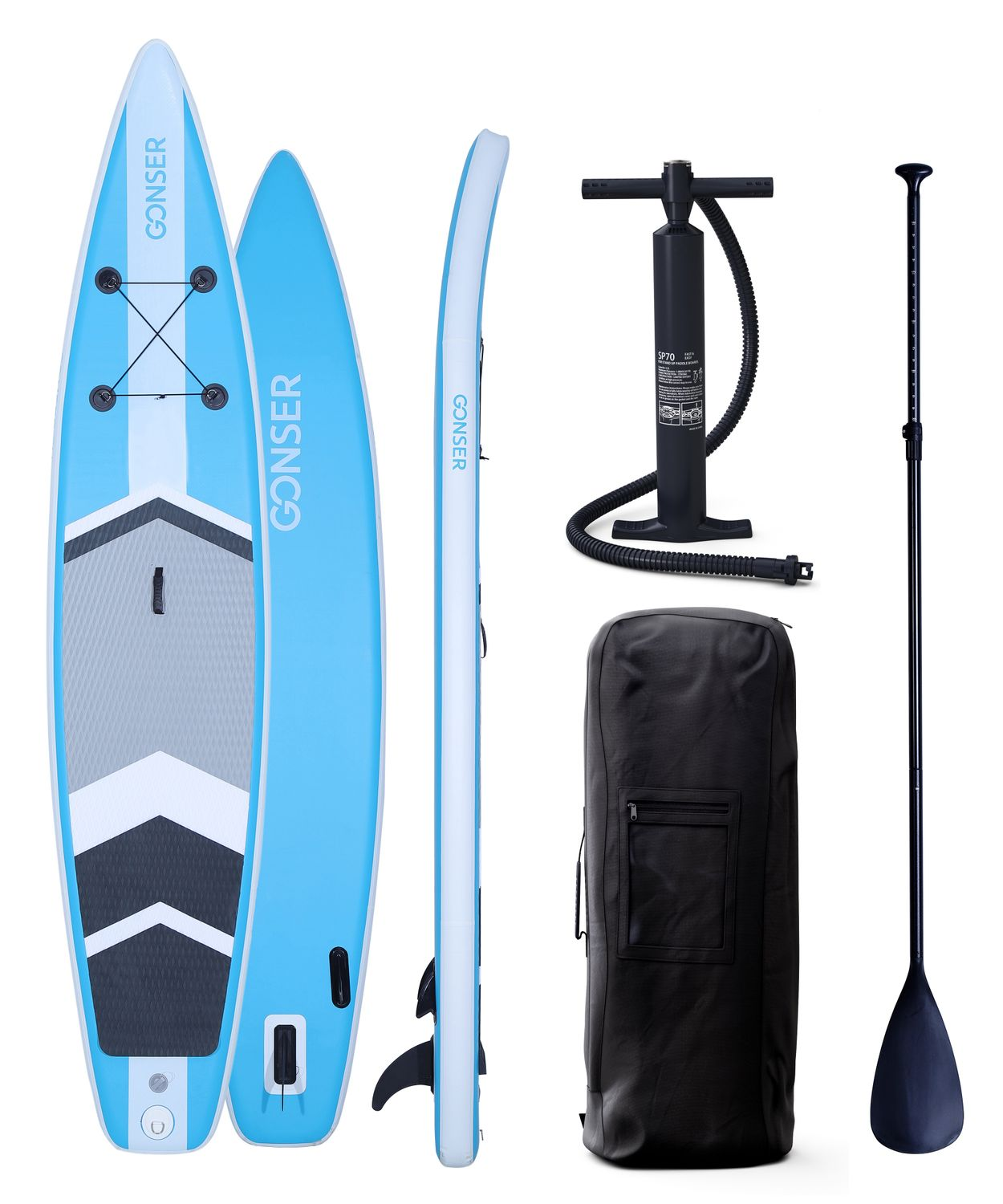 Stand Up Paddle TOURING 365 cm
