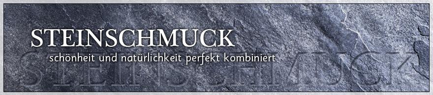 Steinschmuck