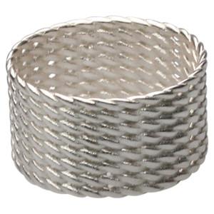 Feiner breiter Silberring 925 – Bild 3
