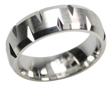 Effektvoller Ring aus 925er Sterlingsilber – Bild 1
