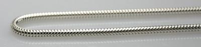 Elegante Schlangenkette aus 925er Silber – Bild 4