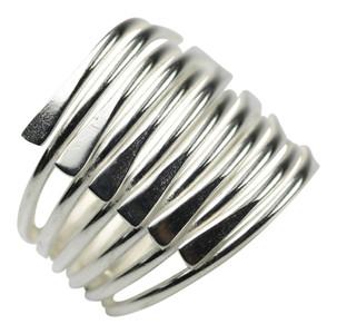 925er Silberring im modernen Design – Bild 1