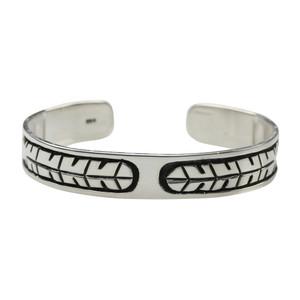 Interessante 925er Silberarmspange aus Mexiko – Bild 1