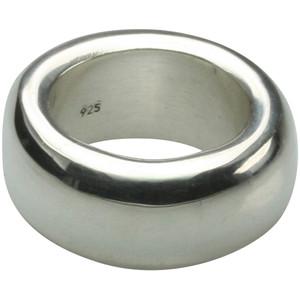 Sehr massiver 925er Silberring 38.47 Gramm – Bild 2
