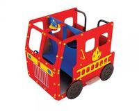 Feuerwehrauto 1700 - öffentlich DIN 1176 - Fahrzeug für Kindergarten oder Spielplatz