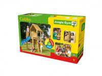 Jungle Gym Spielturm Cubby - Bausatz ohne Holz, ohne Rutsche