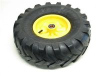 BERG Ersatzrad Komplettrad gelb, John Deere  460/165-8 Farm RECHTS HINTEN - 43.42.00.49