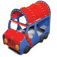 Spielbus 1901 - öffentlich DIN EN 1176 - Bus für Kindergarten oder Spielplatz